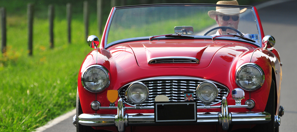 Kentucky Classic Car Insurance Coverage